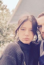 Adèle Exarchopoulos – Twitter, Instagram and Personal Pics, September 2015