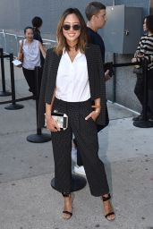 Aimee Song - Michael Kors Show at New York Fashion Week, September 2015