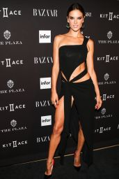 Alessandra Ambrosio – 2015 Harper's BAZAAR ICONS Event in New York City