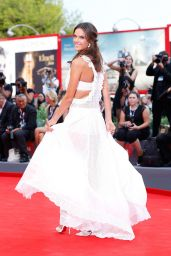 Alessandra Ambrosio – Opening Ceremony and Premiere of 'Everest' – 2015 Venice Film Festival