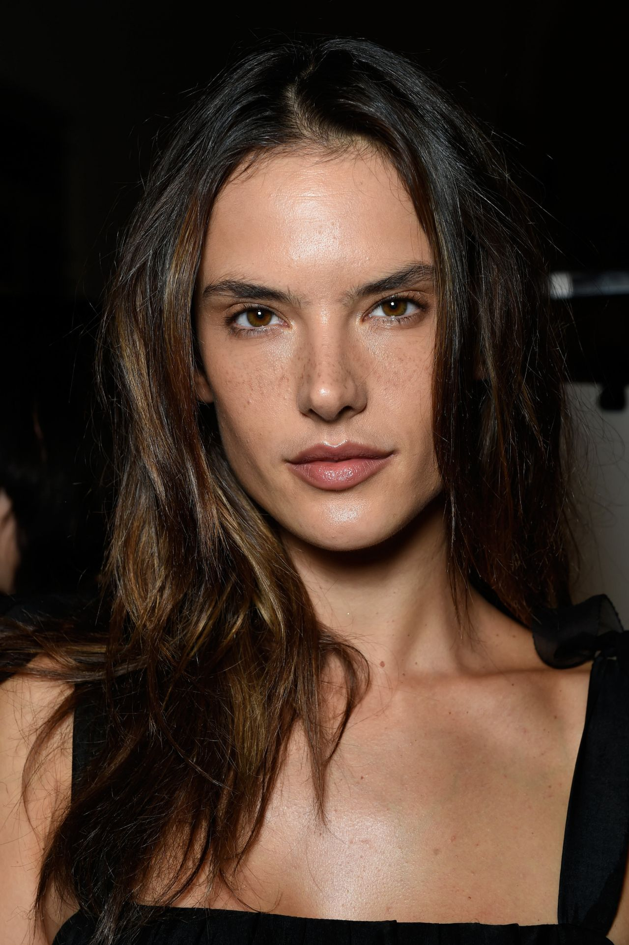 Alessandra Ambrosio Philosophy Di Lorenzo Serafini Show At Milan Fashion Week September 2015
