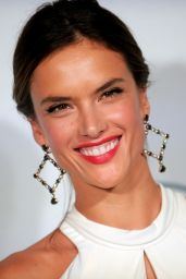 Alessandra Ambrosio – UNITAS First Gala Against Sex Trafficking at Capitale in New York