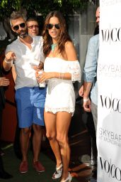 Alessandra Ambrosio - VO|CO Summer Closing Pool Party West Hollywood