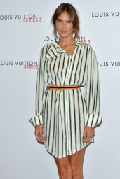 Alexa Chung - Louis Vuitton Series 3 VIP launch in London