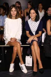 Alexa Chung - Noon By Noor Fashion Show in NYC, September 2015