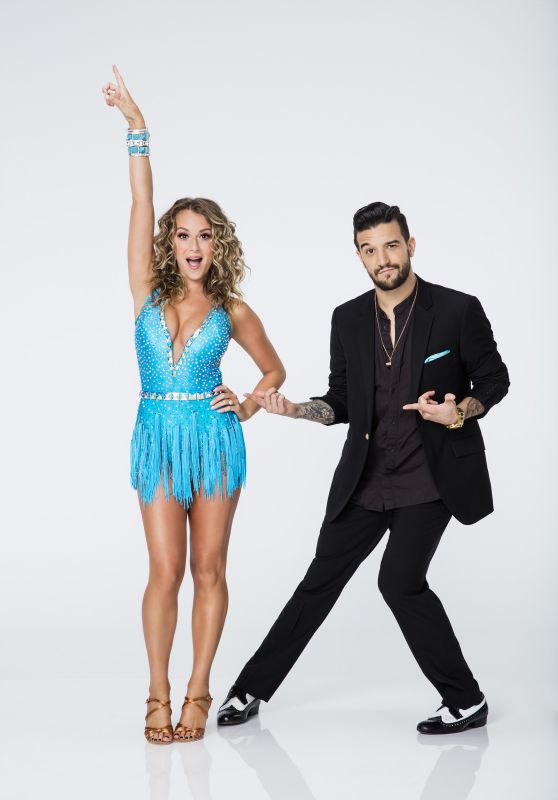 Alexa PenaVega - Dancing With the Stars Season 21 Promo
