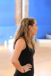 Alexa PenaVega - Dancing With the Stars Season 21 Week One Rehearsals Promo Shoot