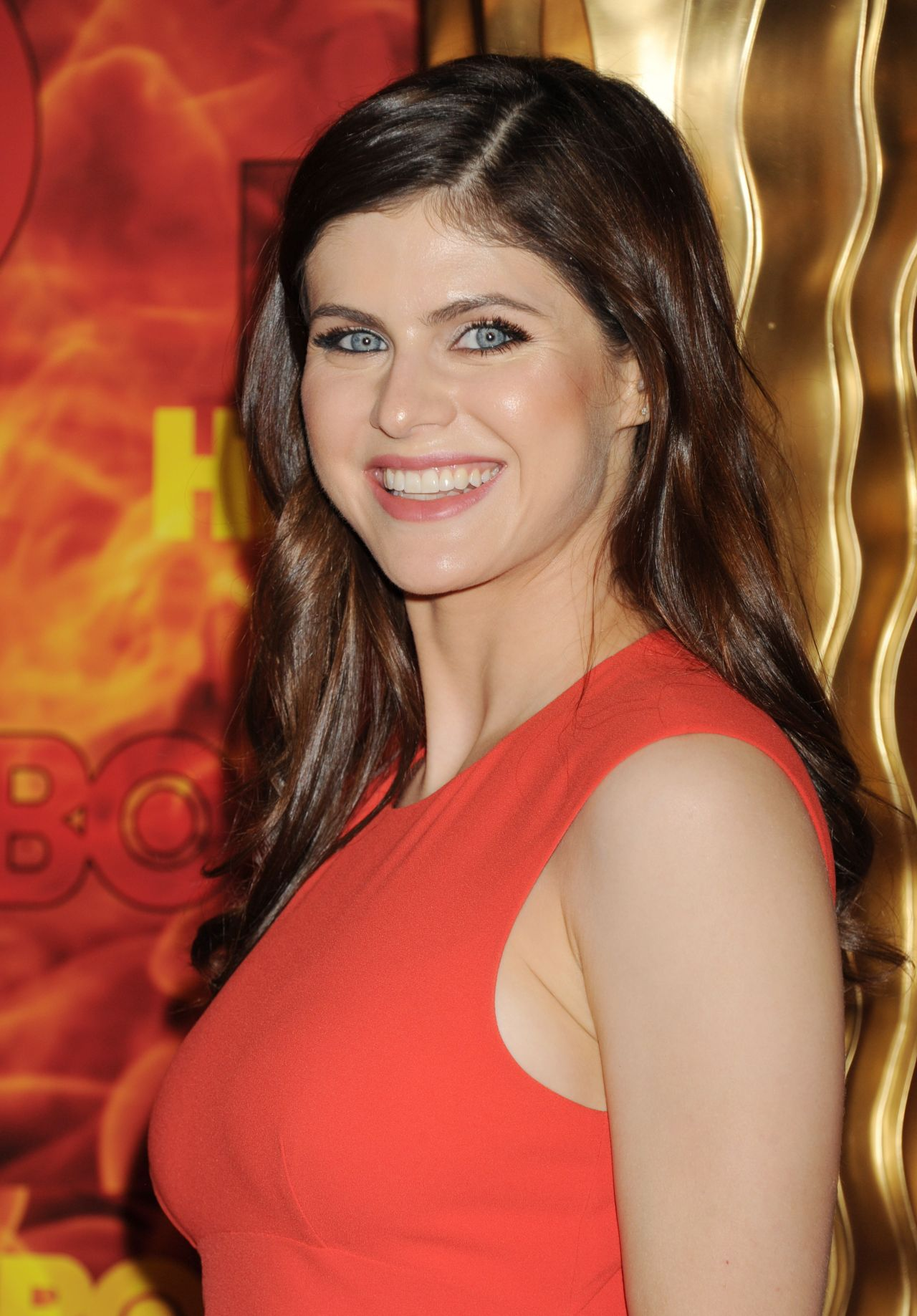 Alexandra Daddario - HBO's Emmy 2015 After-Party in West ...