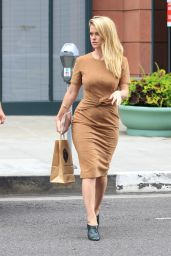 Alice Eve - Out in Beverly Hills, September 2015