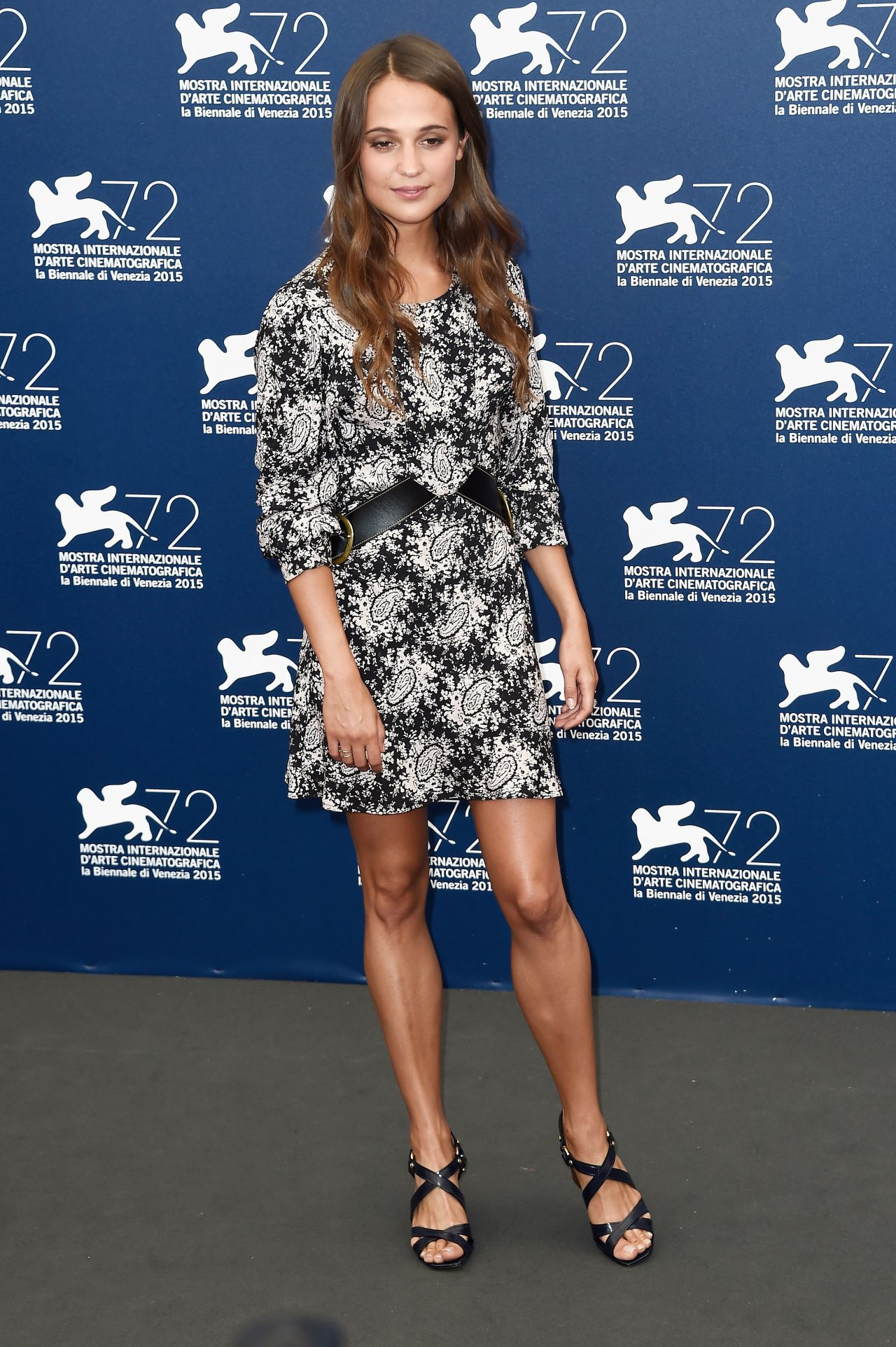 Alicia Vikander The Danish Girl Photocall 72nd