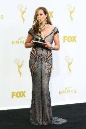 Allison Janney - 2015 Primetime Emmy Awards in Los Angeles