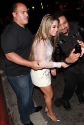 Ally Brooke - 2015 Republic Records VMA After Party in West Hollywood
