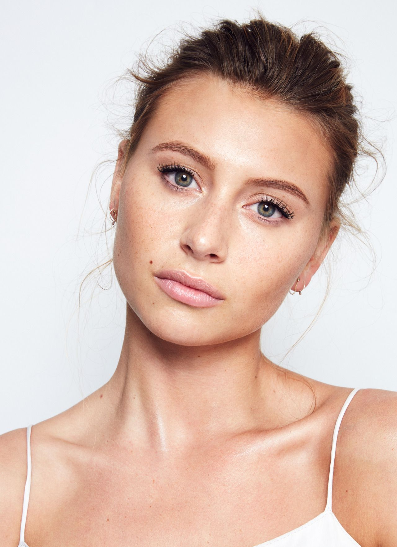 Aly Alyson Michalka The Beauty Manifesto Photoshoot 2015