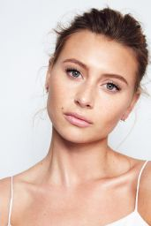 Aly Alyson Michalka - The Beauty Manifesto Photoshoot 2015