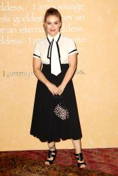 Alyssa Milano - Alice + Olivia By Stacey Bendet Fashion Show in NYC, September 2015