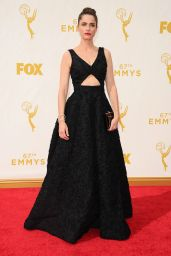 Amanda Peet – 2015 Primetime Emmy Awards in Los Angeles