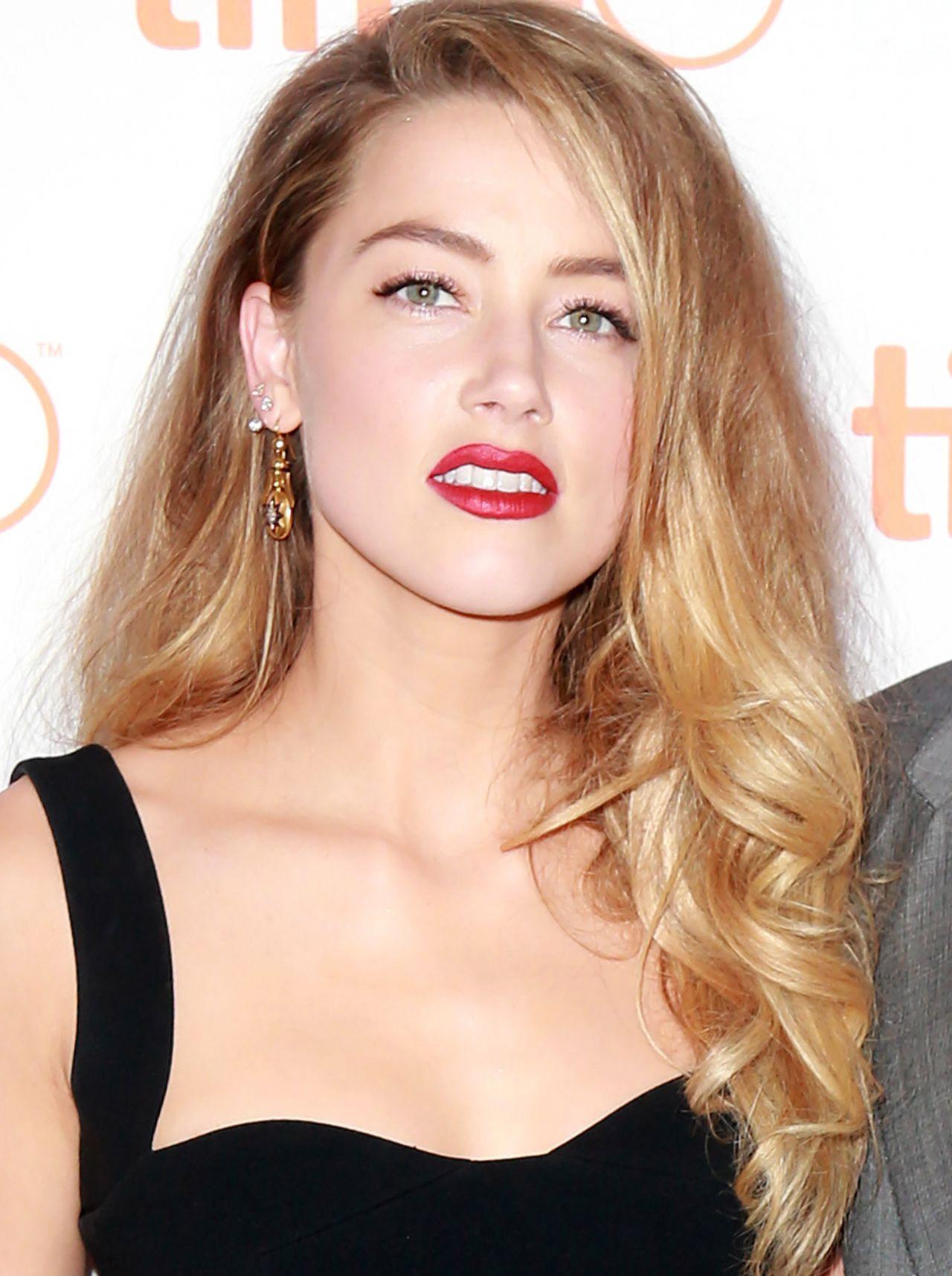 Amber Heard - 'Black M... Amber Heard