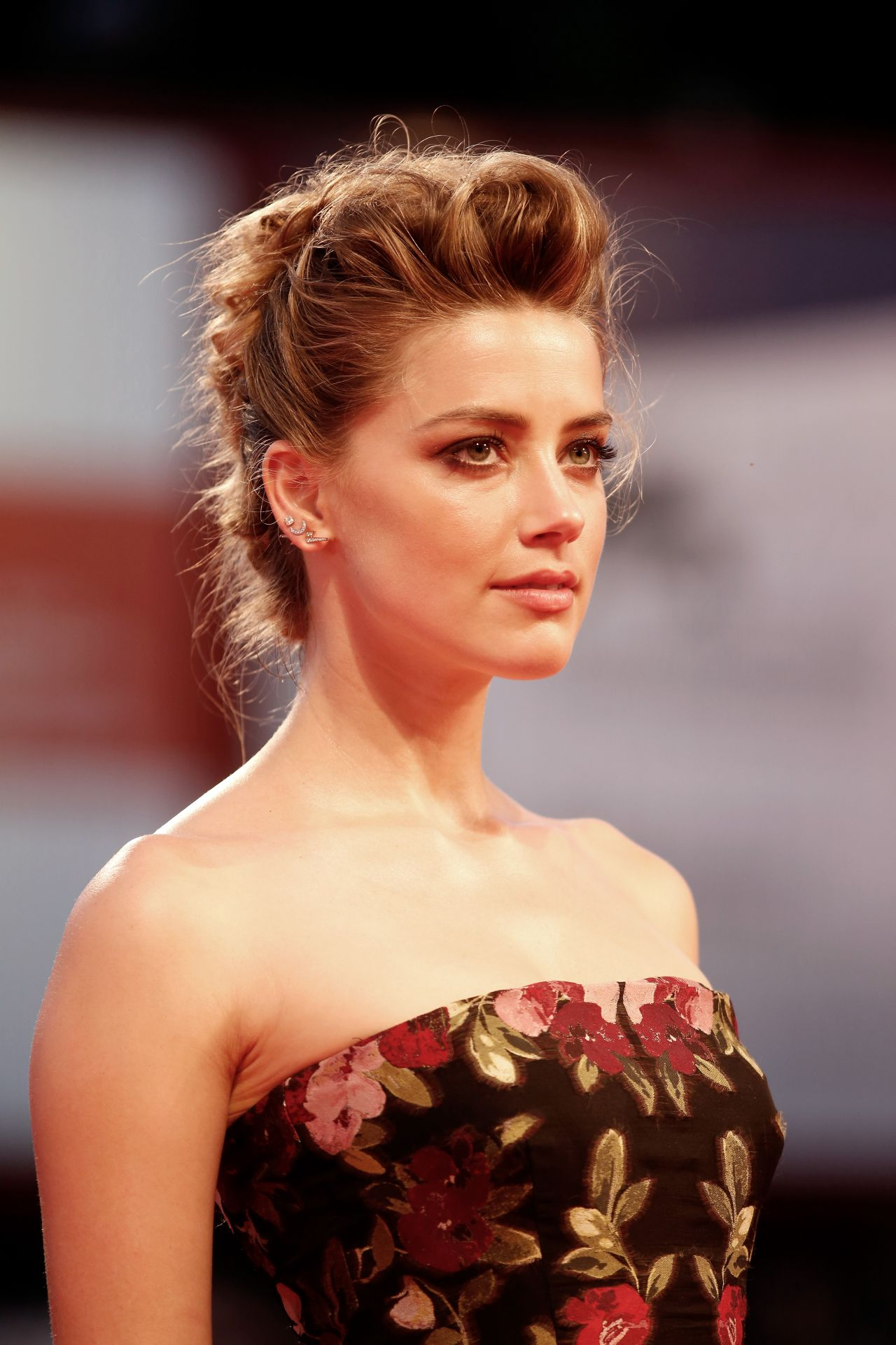Amber Heard - 'The Danish Girl' Premiere - 72nd Venice ...