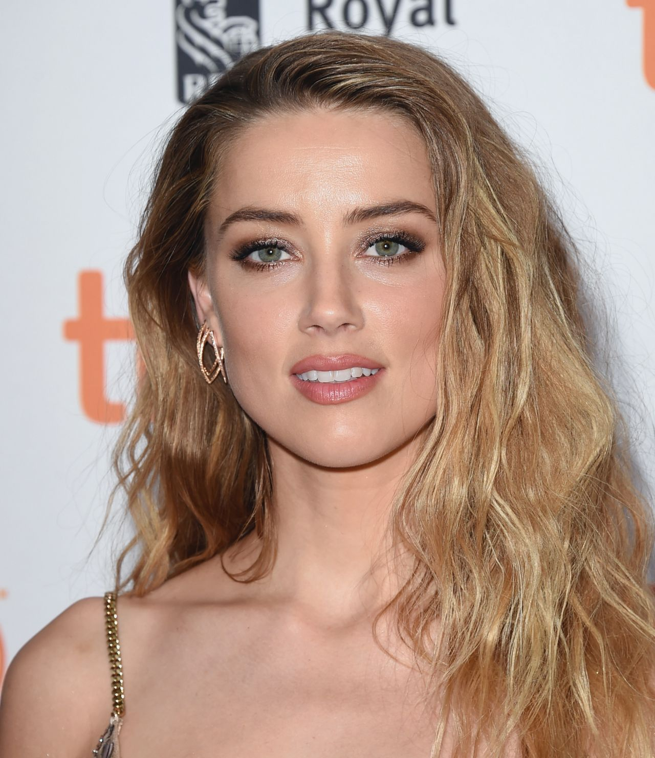 Amber Heard: 'The Danish Girl' Premiere In Toronto