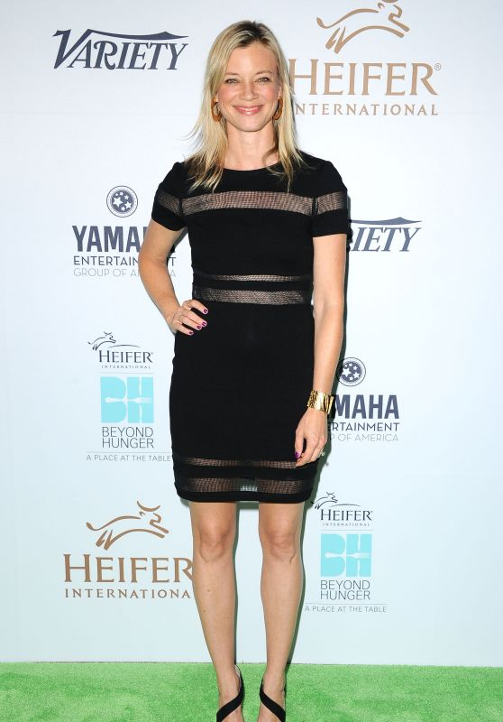 Amy Smart - 2015 Heifer International Beyond Hunger Gala