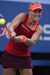 Angelique Kerber – 2015 US Open in New York City – Day 6