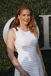 Anna Chlumsky - 15th Annual USTA Opening Night Gala in NYC