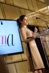 Anna Kendrick - The Daily Front Row Third Annual Fashion Media Awards in New York City