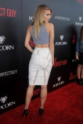 AnnaLynne McCord - The Perfect Guy Premiere in Beverly Hills