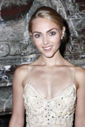 AnnaSophia Robb - Marchesa Show at Spring 2016 NY Fashion Week