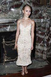 AnnaSophia Robb - Marchesa Show at Spring 2016 NY Fashion Week