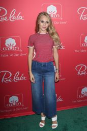 AnnaSophia Robb - Molly Sims Hosts Cotton & Rue La La