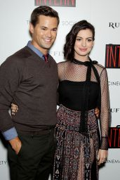 Anne Hathaway - Cinema Society And Ruffino Host A Screening Of