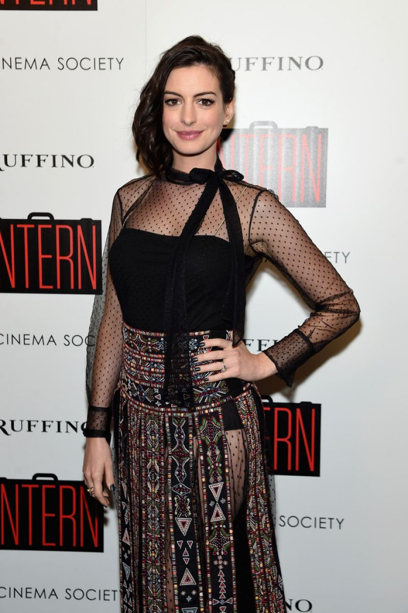 Celebrity Anne Hathaway nude photos 2019