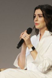 Anne Hathaway - Meet The Filmmaker
