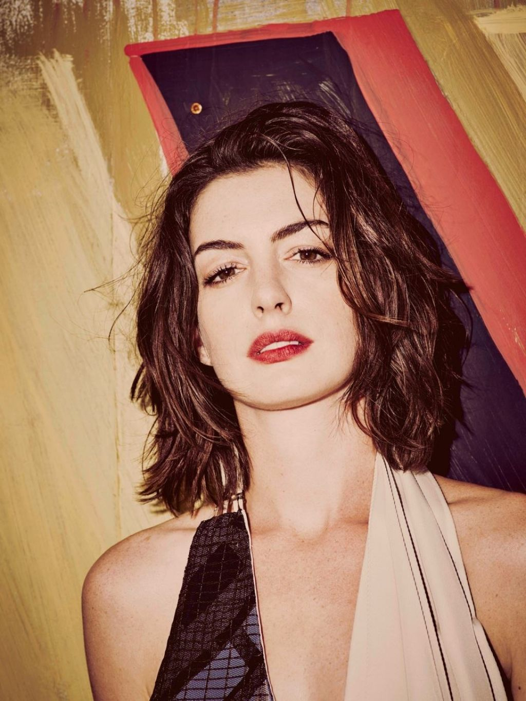 Anne Hathaway Photoshoot For Refinery29 September 2015