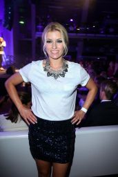 Annica Hansen - Icons & Idols No. 3 Event for the 10th Anniversary of InTouch Magazine in Düsseldorf