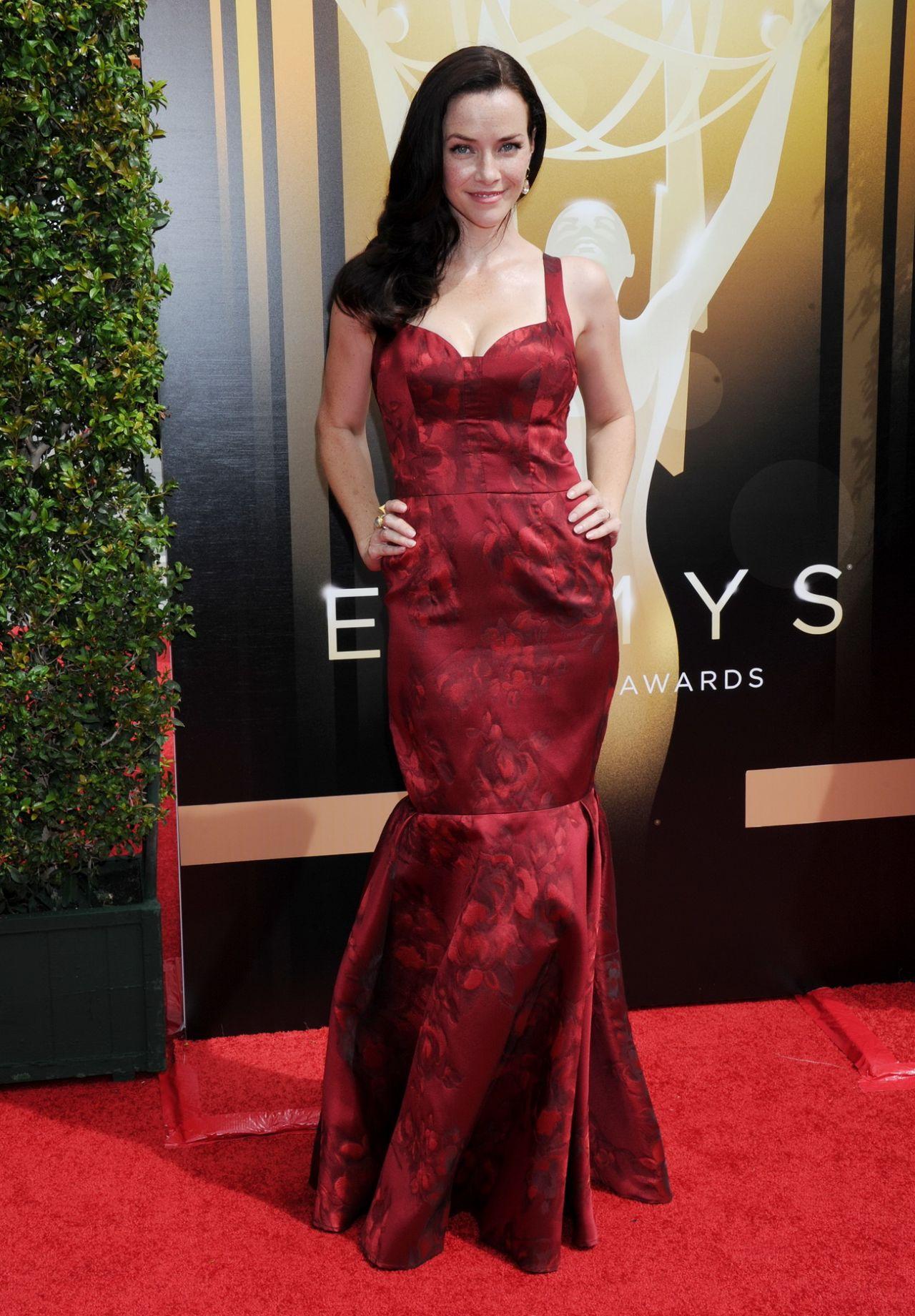 Annie Wersching - 2015 Creative Arts Emmy Awards in Los Angeles