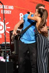 Ariana Grande - 2015 Global Citizen Festival in New York City