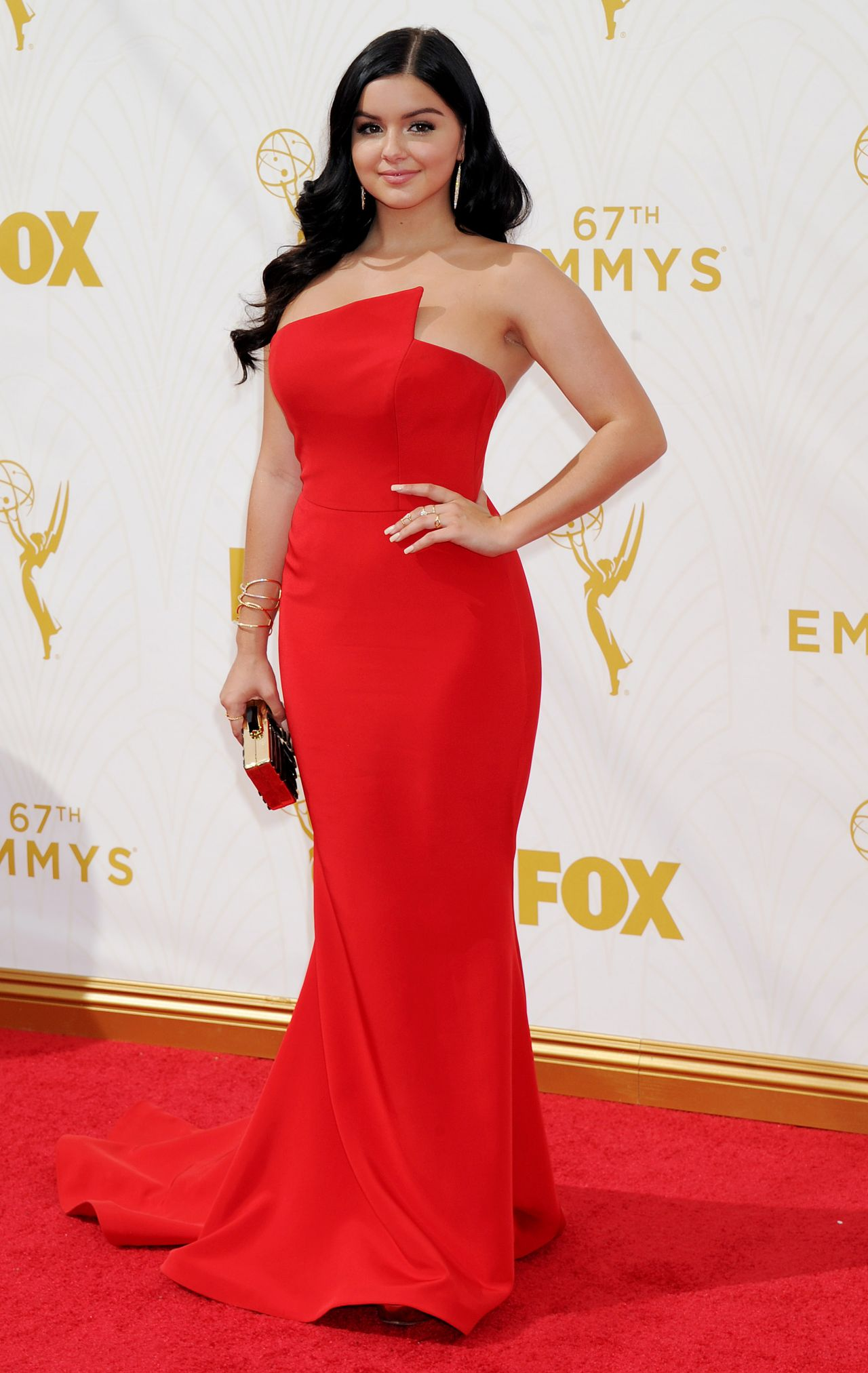 Ariel Winter - 2015 Primetime Emmy Awards in Los Angeles ...