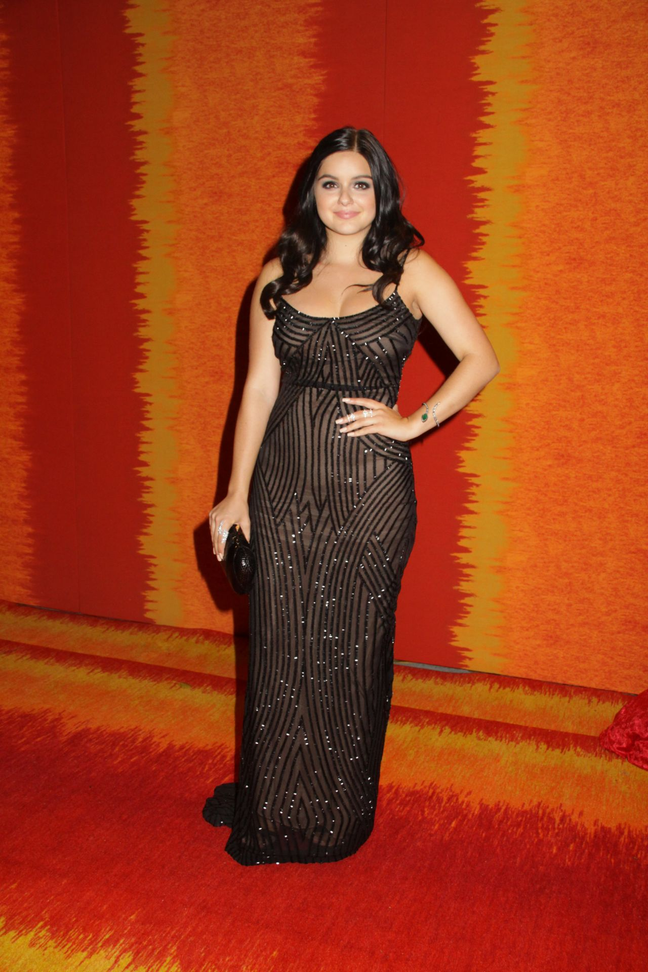 Ariel Winter Hbo S 2015 Emmy After Party In West Hollywood