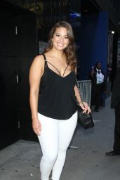Ashley Graham - Modern Boudoir on Good Morning America in New York City