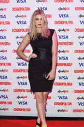 Ashley James - 2015 Cosmopolitan FashFest in London