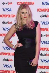 Ashley James - 2015 Cosmopolitan FashFest in London