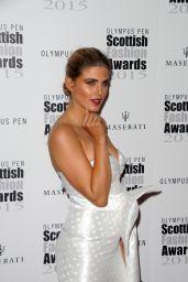 Ashley James - 2015 Scottish Fashion Awards in London