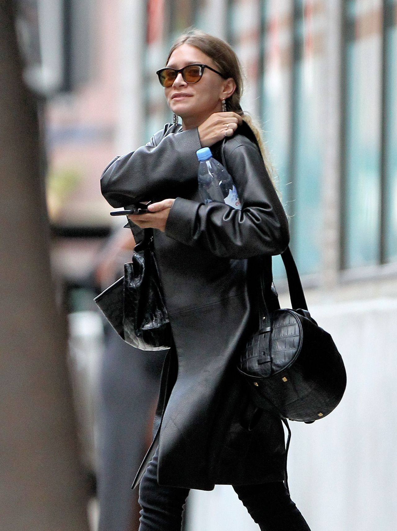 Ashley Olsen Style Out In Nyc September 2015