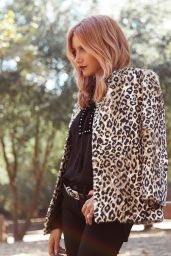 Ashley Tisdale - The Haute Mess Photoshoot - September 2015