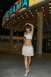 Bai Ling - At ArcLight Cinemas in Los Angeles, August 2015