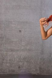 Becky Lynch - WWE Rugby World Cup Divas Photoshoot - September 2015