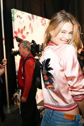 Behati Prinsloo - Tommy Hilfiger: Spring 2016 Fashion Show in NYC