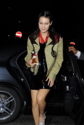 Bella Hadid - Love Magazine Party at Lou Lou